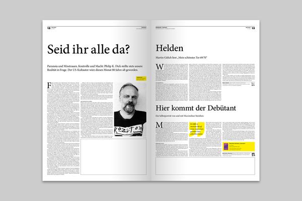 6,可读性   不要一味地为了排版的设计感而忽略了文字的可读性.